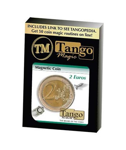 Magnetic Coin 2 Euro