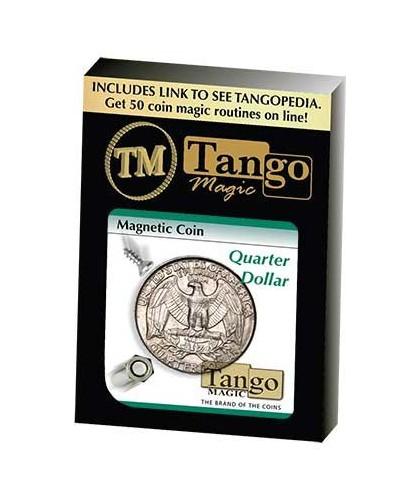 Magnetic Coin Quarter Dollar