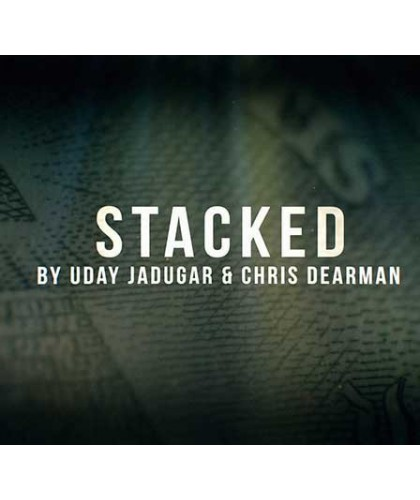 STACKED by Christopher...