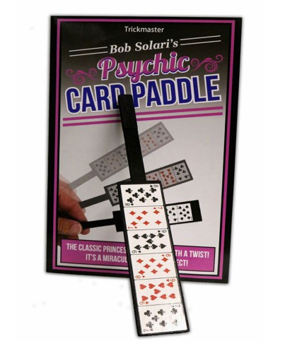 Psychic Card Paddle by Bob...
