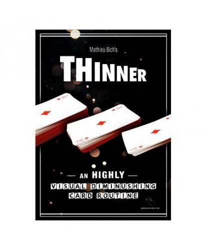THINNER (Gimmick and Online...