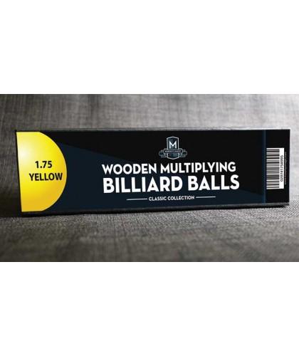 Wooden Billiard Balls 4.5...