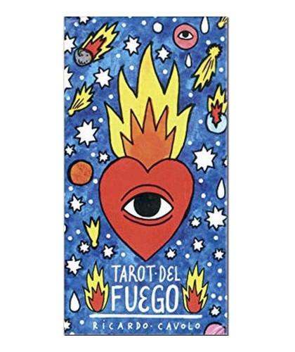 Carti de Tarot del Fuego