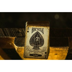 Bicycle Aves v2 by LUX Playing Cards