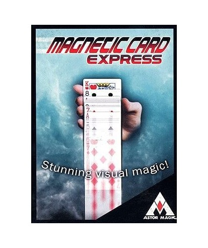 Magnetic Card Express