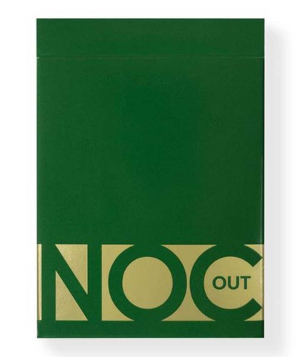 NOC Out Green and Gold