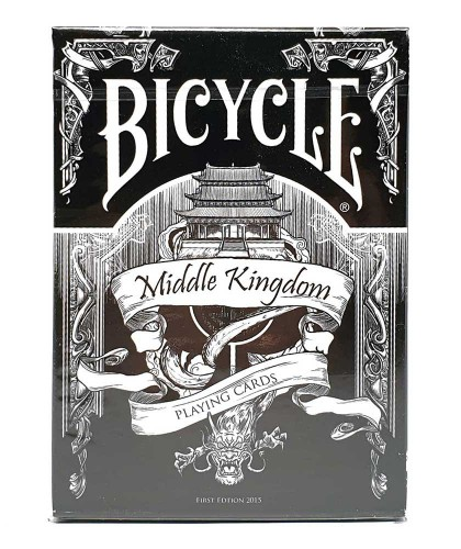 Bicycle Middle Kingdom (Black)