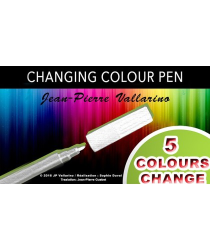 Color Changing Pen by...