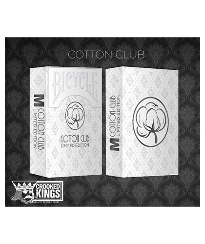 Bicycle Made Cotton Club...