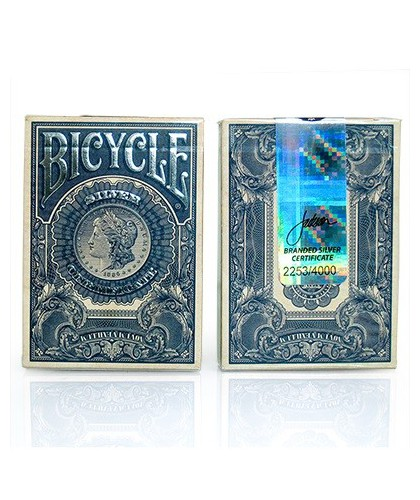 Bicycle Silver Certificate