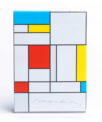 Carti de joc Mondrian