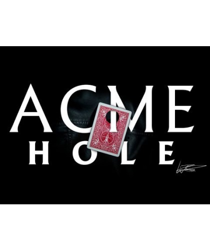 Acme Hole by Lloyd Barnes