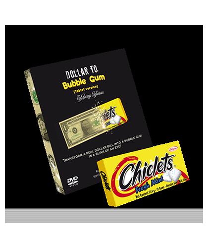 Dollar to Bubble Gum...
