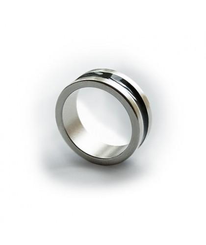 Magnetic ring - Dark line