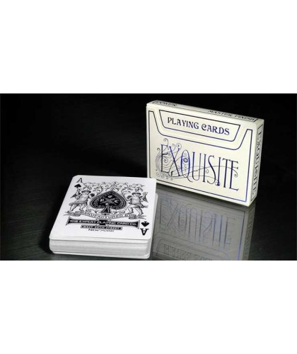 Exquisite Playing Cards - Blue