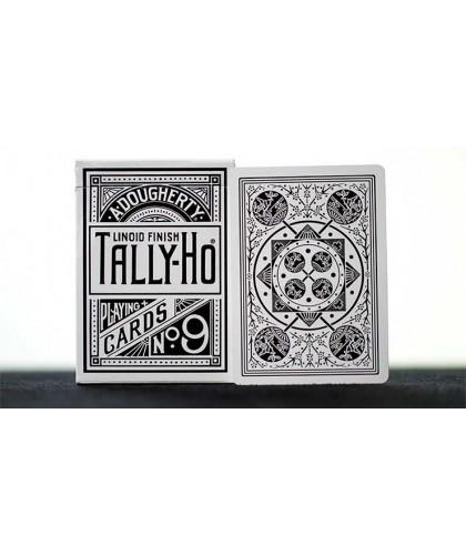 White Tally-Ho - Fan Back