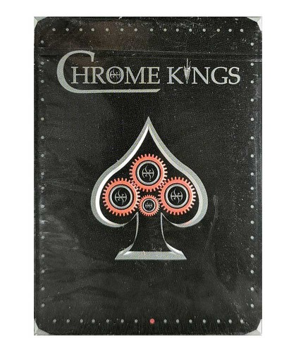 Chrome Kings Red Limited...