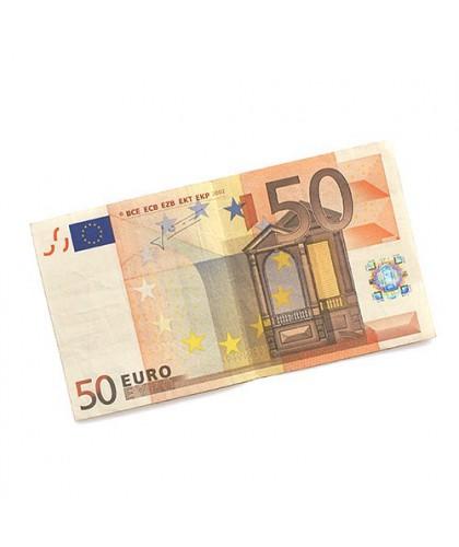 Flash Bill 50 EURO - 10 bucati