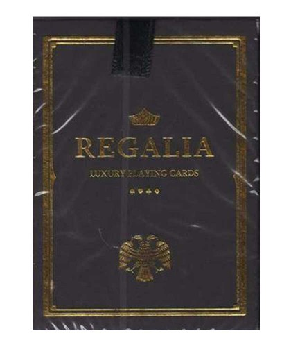 Regalia Playing Cards by...