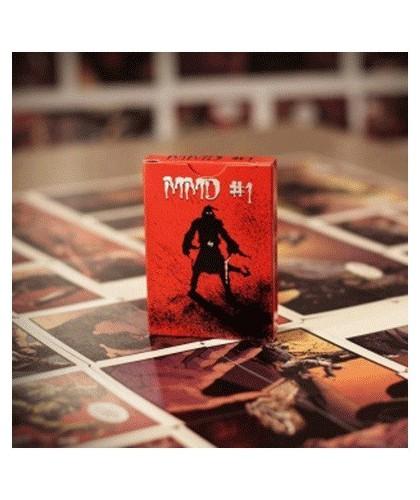 MMD 1 Comic Deck by Handlordz