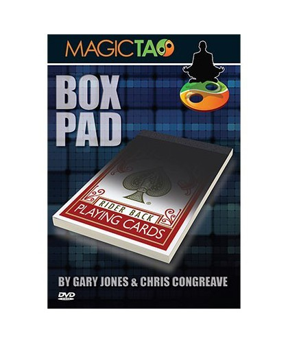 Box Pad (RED) DVD and...
