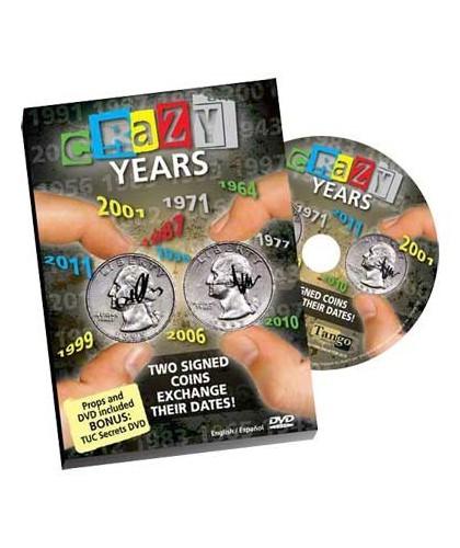 Crazy Years T.U.C - Quarters