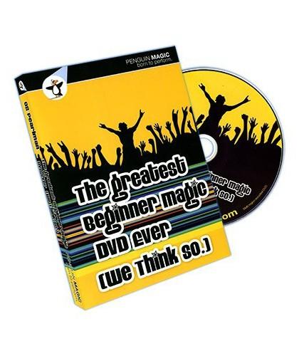 Greatest Beginner Magic DVD...