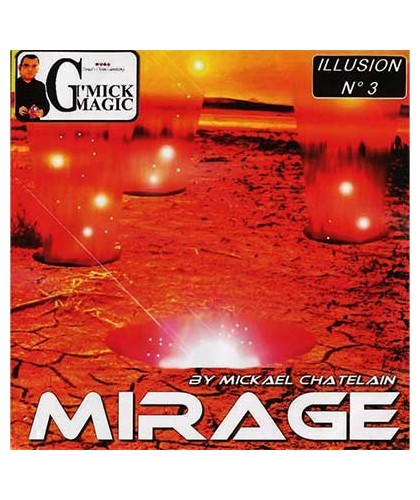 Mirage by Mickael Chatelain...