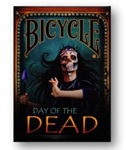 Bicycle Day of The Dead by...