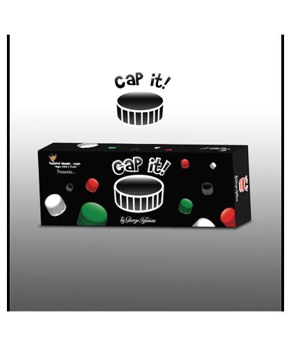 CAP IT (Black) by Twister...