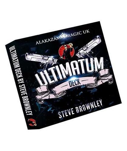 Ultimatum Deck (Blue) by...