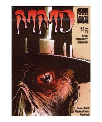 MMD 3 Comic Deck by DeVo...