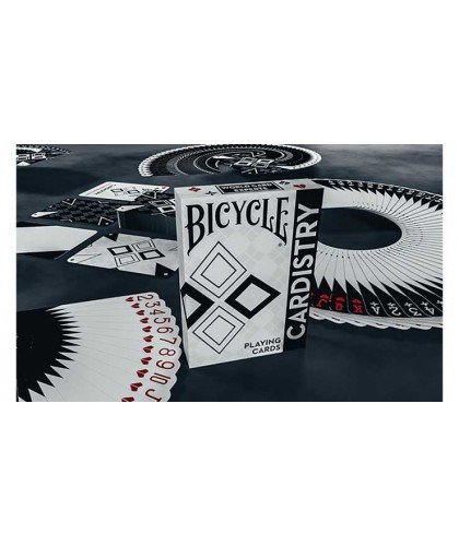 Bicycle Cardistry Black and...