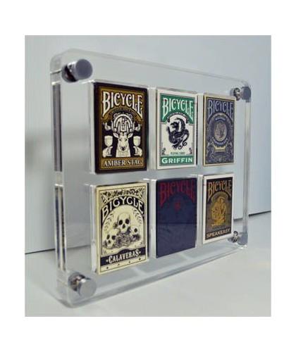 6 Deck Card Case