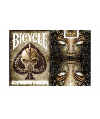 Bicycle Cybertech Gilded...