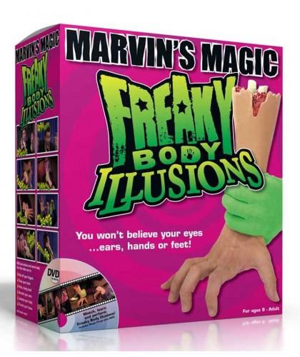 Marvins Magic - Freaky Body...