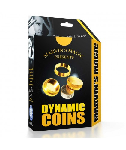 The Dynamic Coins - Marvins...