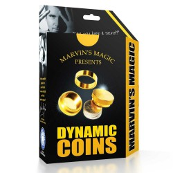 The Dynamic Coins - Marvins Magic