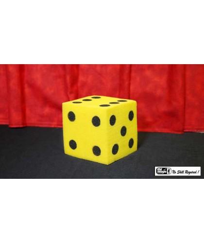 Ball To Dice (Yellow/Black)...