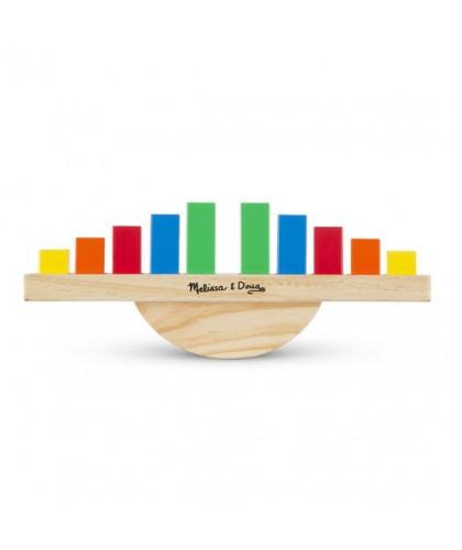 Balanta din lemn Rainbow...