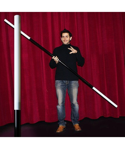Appearing Pole Wand