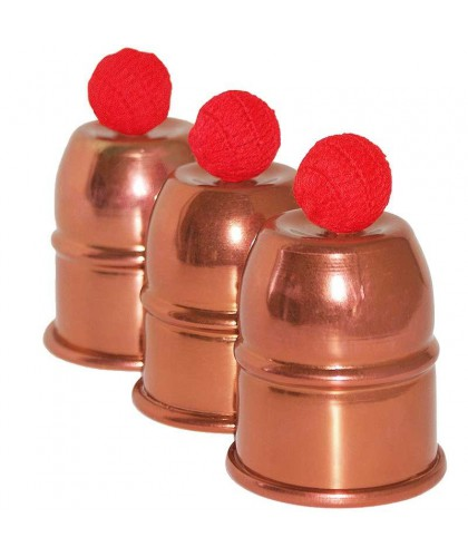 Cups and Balls - Alluminum...