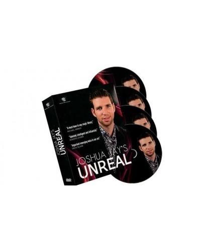Unreal  DVD by Joshua Jay