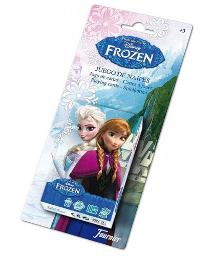 Carti de joc Disney Frozen