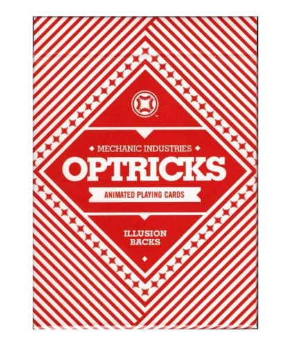 Mechanic Optricks (Red) by...