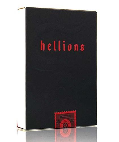 Red Hellions - Black Tuck
