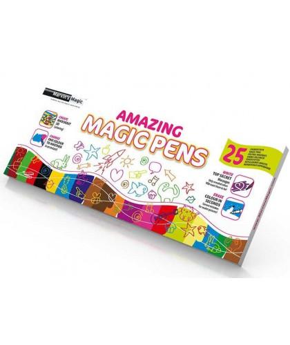 Marvins Amazing 25 Pen Set...