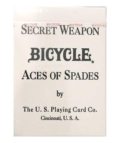 Bicycle Secret Weapon