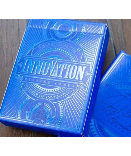 Innovation - Blue Signature...