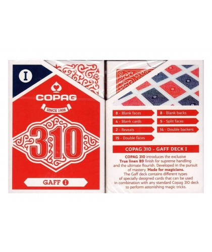 COPAG 310 Gaff I